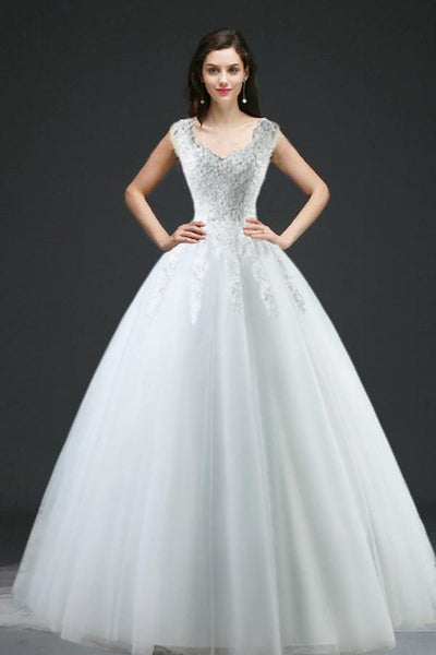 Alessandria Wedding Dress - Wedding Dress