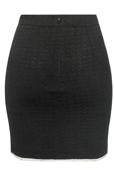 Arden Tweed Skirt - Skirt
