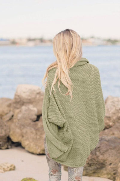 Becca Oversized Cardigan - sweater