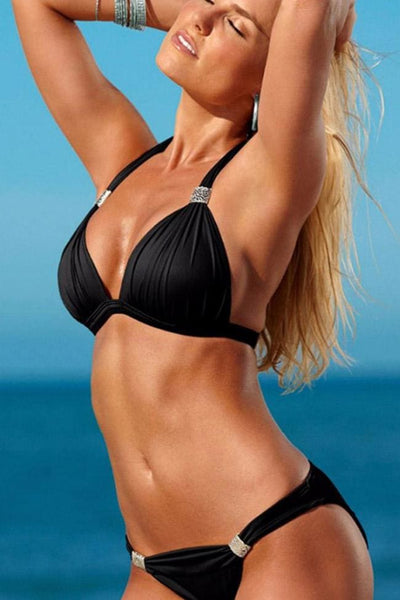 Cabana Life Bikini - Small / Black - Swimsuit