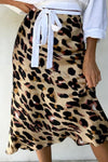 Flagler Leopard Skirt