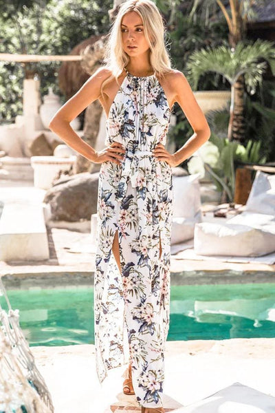 JAdore Floral Maxi Dress - Dress
