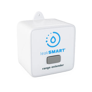LeakSmart Zigbee Range Extender product image  on white background.