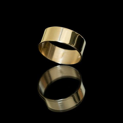 14K Wedding Band