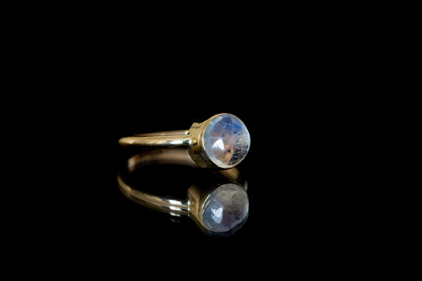 A Moonstone Ring