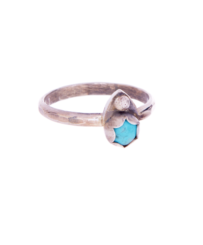 Dyer Drop Knuckle Ring