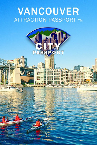 Vancouver City Passport - Sold Out!