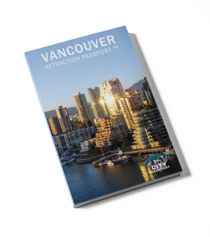 Vancouver City Passport , Book - City Passports, City Passports Inc.  - 1