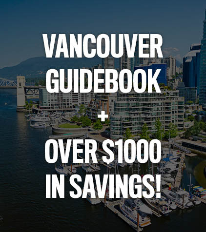 Vancouver City Passport , Book - City Passports, City Passports Inc.  - 2