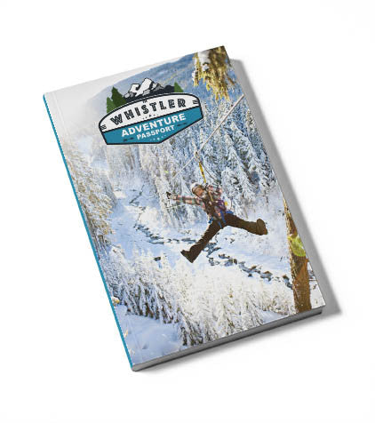 Whistler Adventure Passport , Book - City Passports, City Passports Inc.  - 1