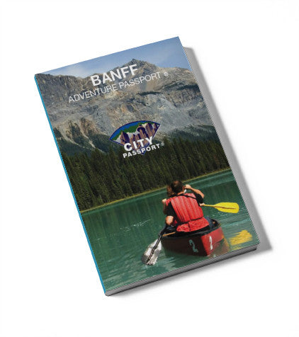 Banff Adventure Passport , Book - City Passports, City Passports Inc.