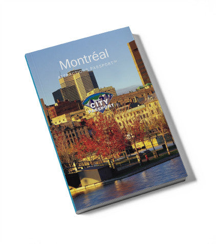 Montreal City Passport , Book - City Passports, City Passports Inc.