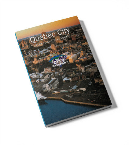 Quebec City Passport , Book - City Passports, City Passports Inc.