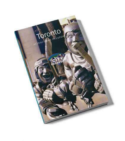 Toronto City Passport , Book - City Passports, City Passports Inc.