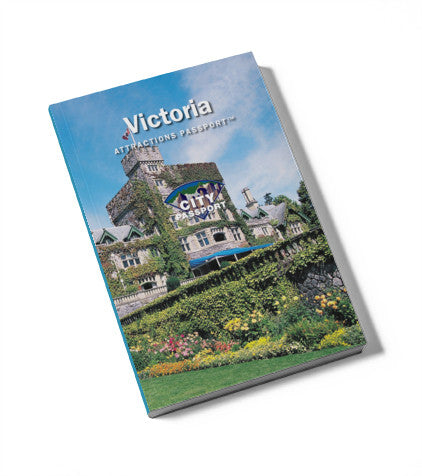 Victoria City Passport , Book - City Passports, City Passports Inc.