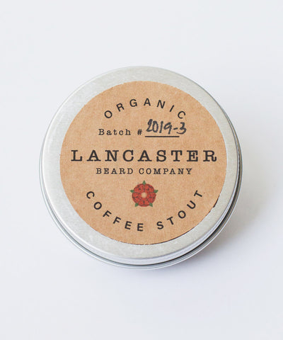 Coffee Stout Beard Balm