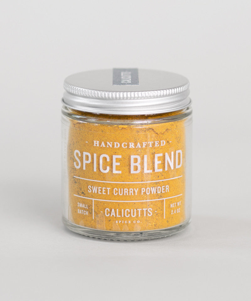 Sweet Curry Powder Spice Blend