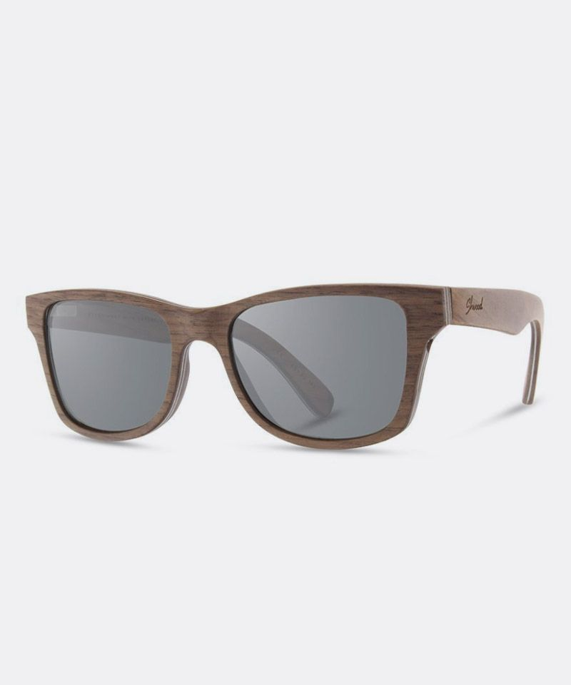 Canby Sunglasses in Walnut