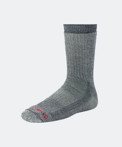 Merino Wool Sock in Charcoal