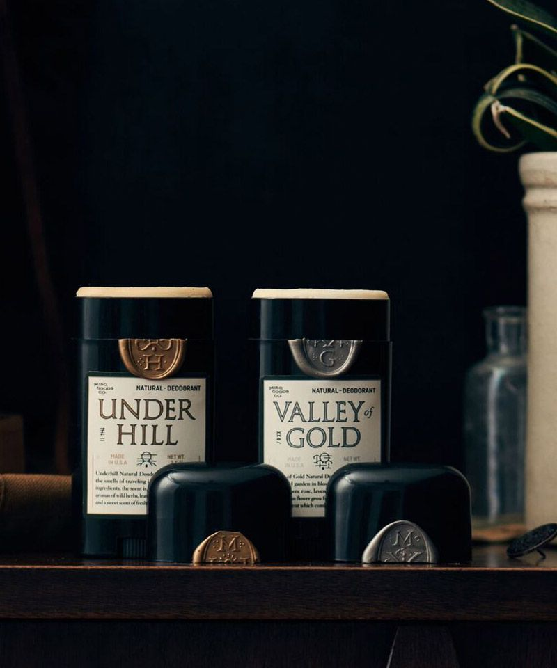 Valley of Gold Deodorant