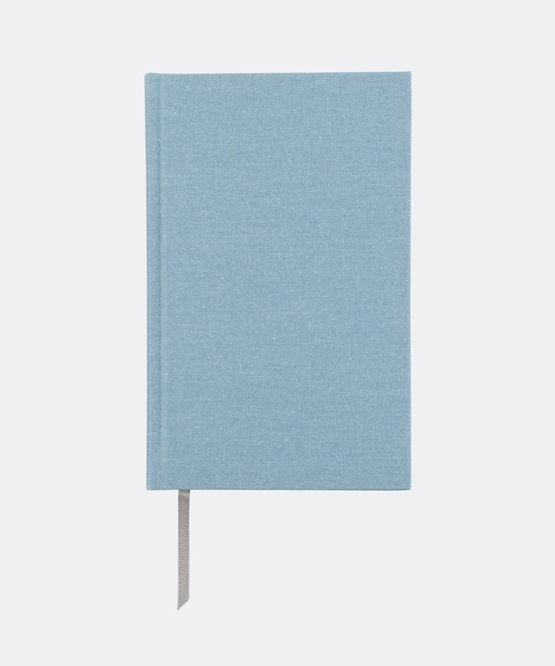 Day Book in Chambray Blue