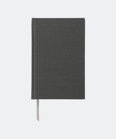 Day Book in Charcoal Gray