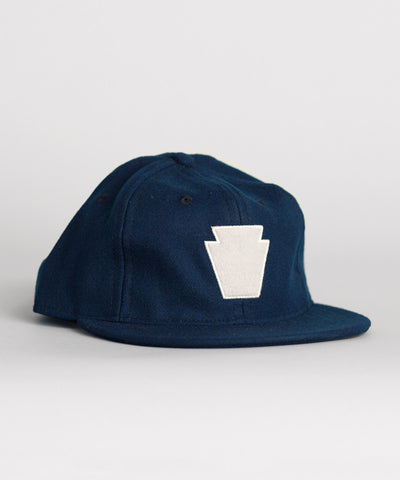 Keystone Cap in Navy