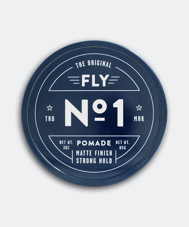 No. 1 Pomade Strong Hold