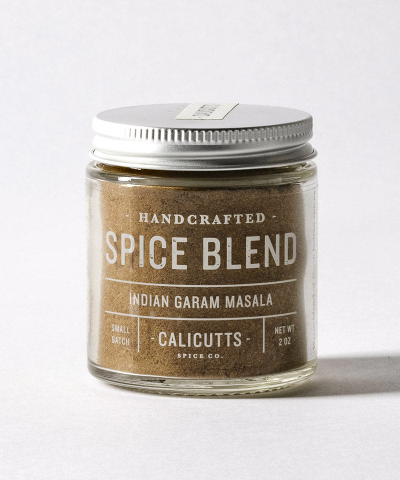 Indian Garam Masala Spice Blend