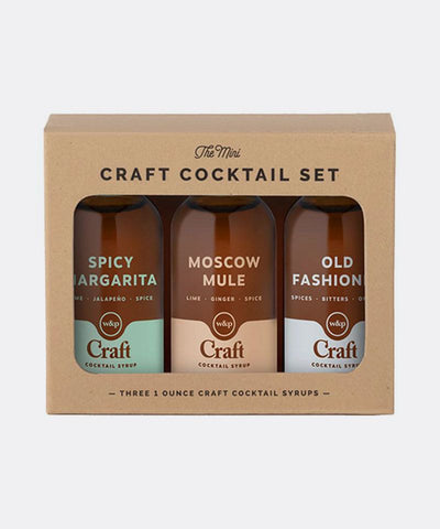 Mini Craft Cocktail Set