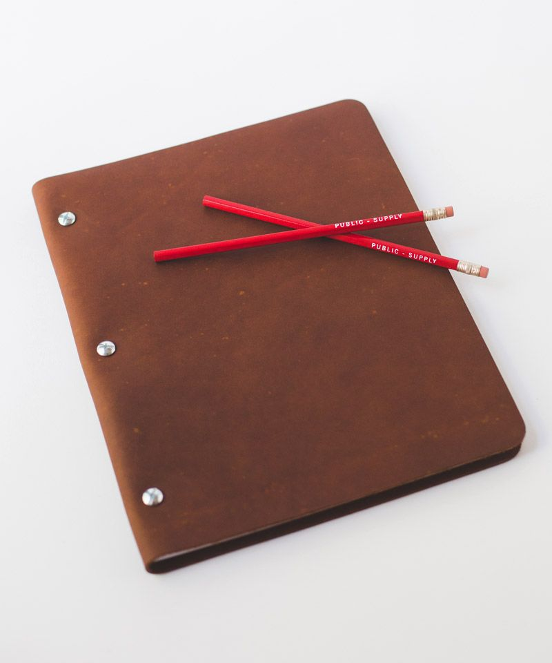 Murdy No. 1 Leather 3 Post Binder