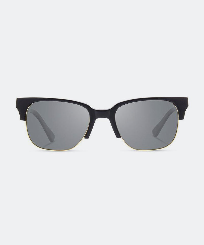 Newport Sunglasses in Black Mahogany