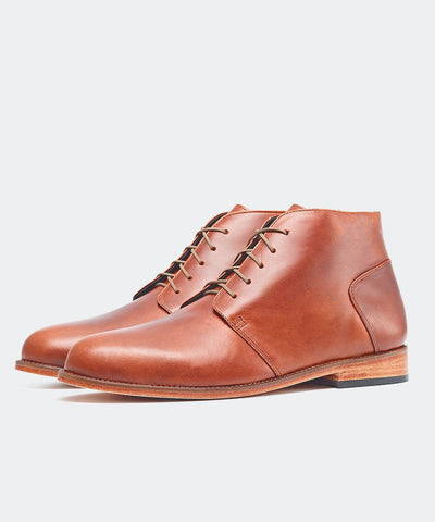 Emilio Chukka in Brandy