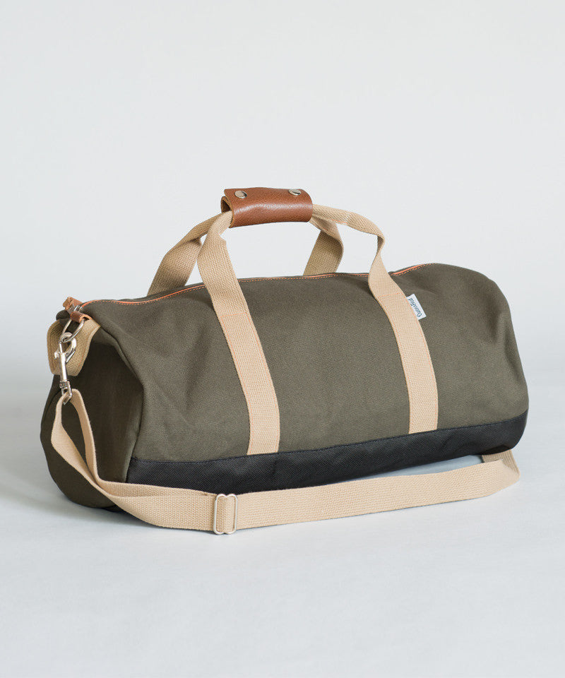 Owen & Fred Duffel Bag Army Green