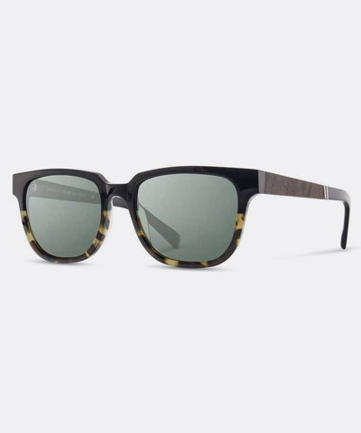 Prescott Sunglasses in Black Olive