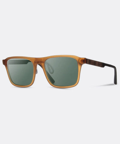 Riley ACTV Sunglasses in Matte Apricot
