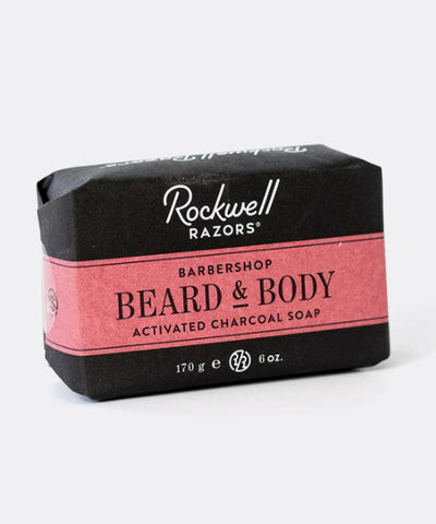 Beard & Body Charcoal Soap