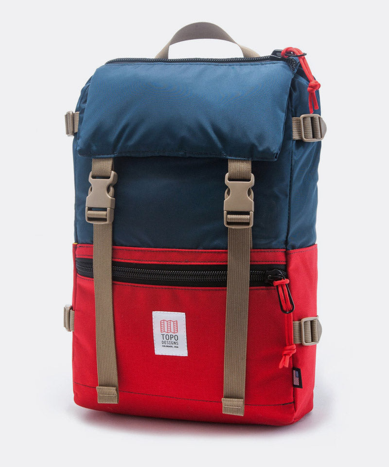 Rover Pack in Navy/Red