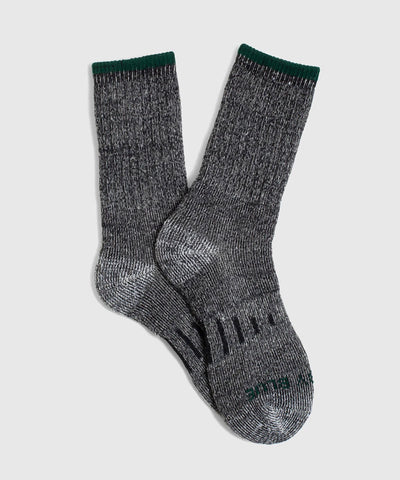 SoftHemp™ Trail Sock in Forest
