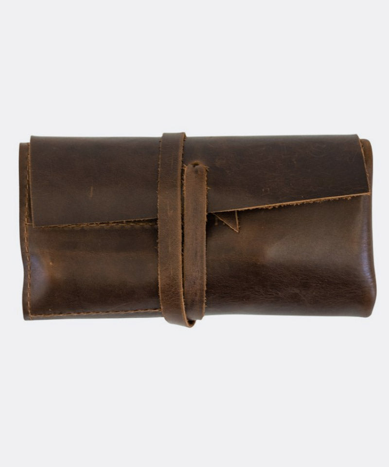 Leather Pipe Roll