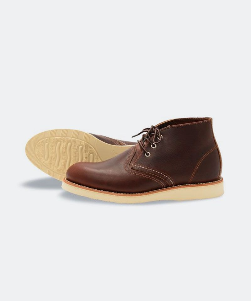 Work Chukka in Briar