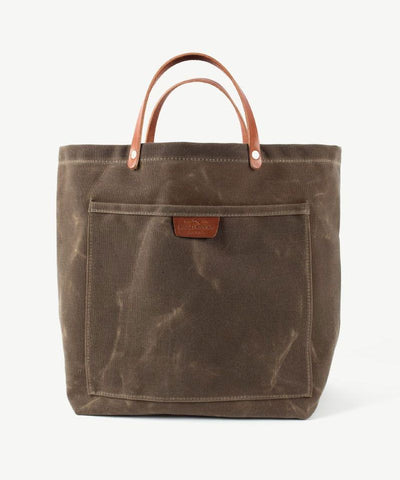 Coal Tote in Field Tan