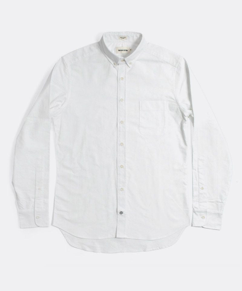 The Jack Oxford in White