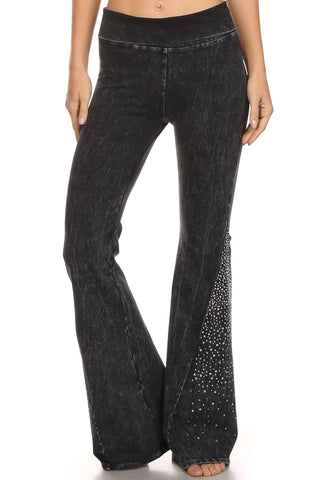 T-Party Blingy Flare Pants