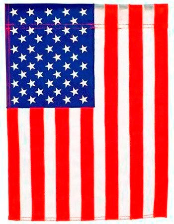 "United States of America 13"" X 18"" Window or Garden Flag"