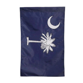 "South Carolina (State) 13"" X 18"" Garden Window or Mailbox Flag"