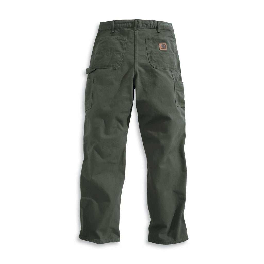 Carhartt B11 Washed Duck Work Dungaree Utility Pant