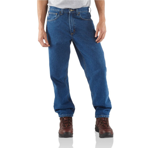 Carhartt B17 Relaxed Fit Five Pocket Tapered Leg Jean