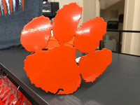 Clemson Powder Coated Trailer Hitch Cover