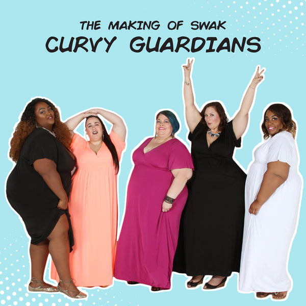 The Making of the Curvy Guardians